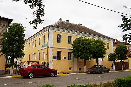 здание себежского музея